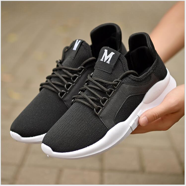 Breathable Mesh Running <strong>Shoes</strong> For Man Lightweight Summer Outdoor Sports <strong>Shoes</strong> Comfortable baskets homme chaussure sport homme