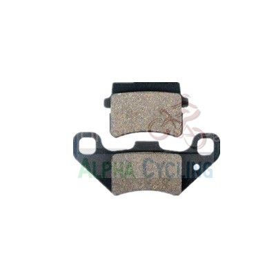 wholesale motorcycle disc brake pads AC021A for ADLY-Interceptor 300 Quad;EXPLORER-Ranger 300 AC021A