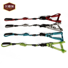 Heavy Duty Reflective Padded Handle Dog Nylon Leash Pet Leash