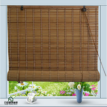 Chinese Supplier Wholesale Economy Blackout Bamboo Blinds