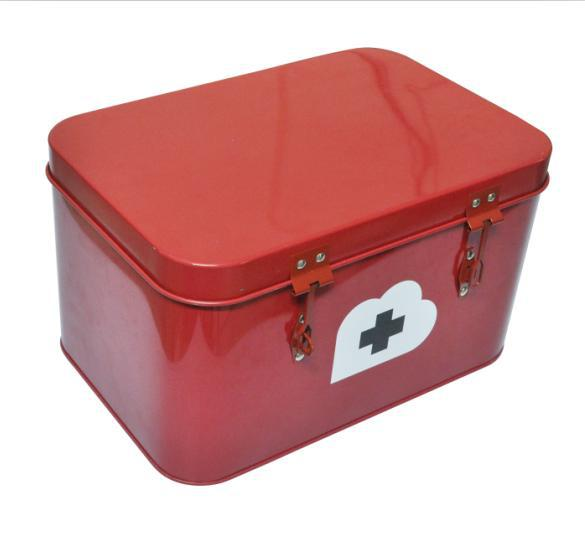 SGS approved custom wholesale first aid box