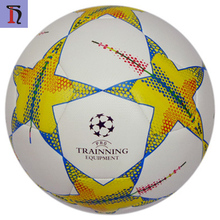 bola de futebol Star Shape outdoor ball professional PU soccer football 5 # wholesale price customize your own football