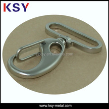 steel swivel snap hook/metal dog chain hook