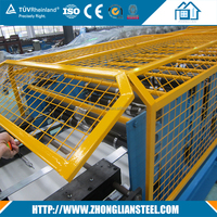 Machine Manufacturer Roofing Sheet Making Roll Forming Machine