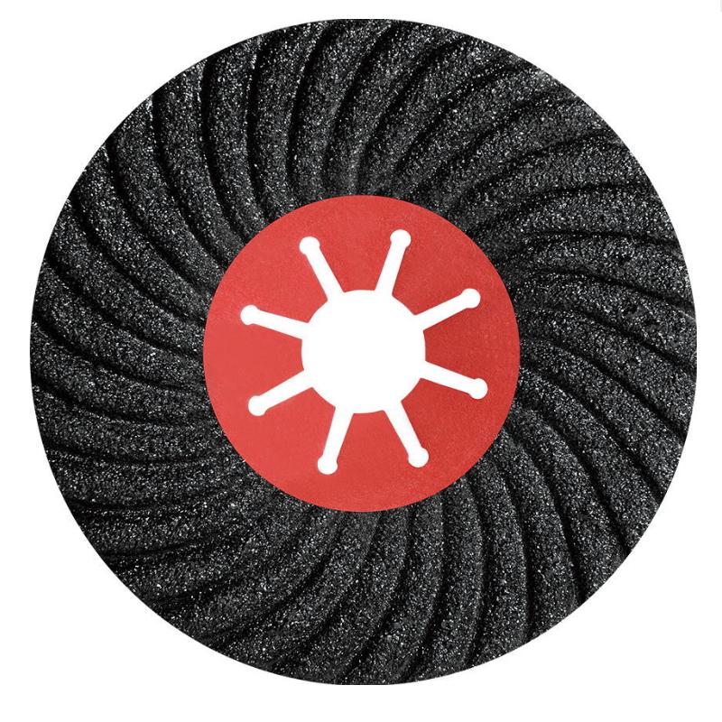 Abrasive and Zirconia Alumina Flap Disc Machine for Polishing  A-006