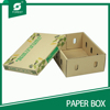 ECO-FRIENDLY VEGETABLE DISPLAY BOXES FOOD PAPER MATERIAL SHIPPING TRAY