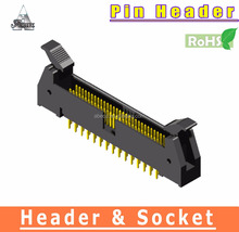 rohs compliant 1.27 x 2.54mm pitch Ejector Header