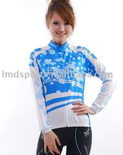 Mujeres ciclismo Jersey bike wear