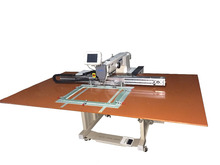 Own patent products JQ-G6040HS templates automatic sewing machine for sofa/clothes/bag making machine