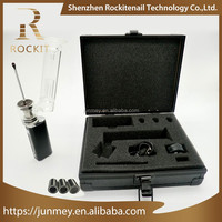 Wholesale pen portable dry herb vaporizer dab pipe dabber from Rockit erig kit