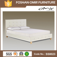 modern gas up down wave bed cheap leather bed SS8023