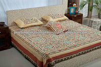 indian handmade multypatch bedding set