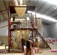 poultry mini feed mill production line poultry feed manufacturing plant