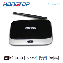 Factory 4k Android 5.1 RK3229 4 quad 2+32G CS918 Android smart TV box with BT4.0