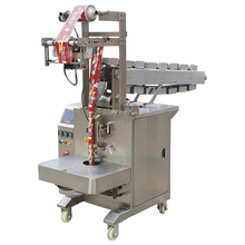 Semi Automatic Shredded Beef 200g Sachet Pouch Packing Machine