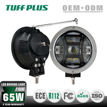 "New Emark 9"" Round LED Auxiliary Driving Lights For trucks"