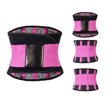 Latest Overbust Pink Push-Up latex Waist Trainer corset