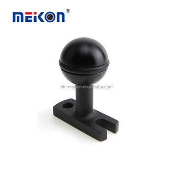 Meikon Diving Accessories Ball Arm Base Adapter Underwater Arm System For Tray Set