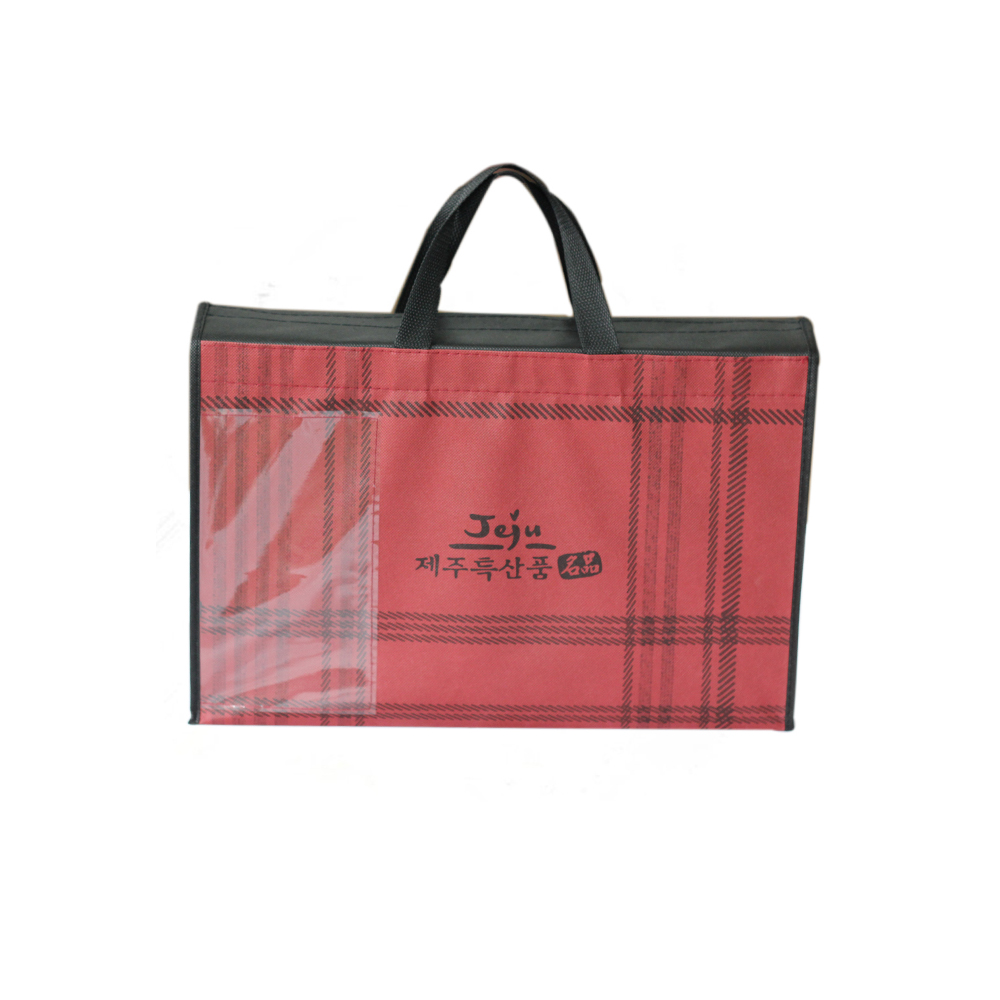 High quality non woven gift wrapping bag glossy gift bag personalised gift bag