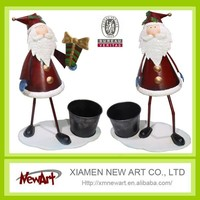 Outdoor santa claus decoration for christmas day santa claus christmas craft