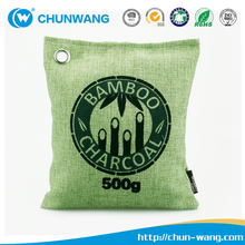 Wholesale Bamboo Charcoal Activated Carbon Air Freshener Odor Deodorant Bag