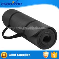 1/2-Inch Extra Thick 71-Inch Long NBR Comfort Foam Yoga Mat / PVC Exercise Mat