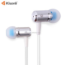 2016 promotion retractable earphones with mic for mobile phones wholesale with retractable cord