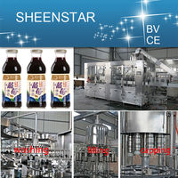 2013 hot sales economic strong filler energy drink production line