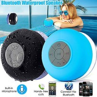 Bluetooth Shower Speaker waterproof wireless bluetooth speaker