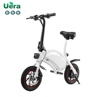 Strong aluminium alloy frame charging electric bike with pedals