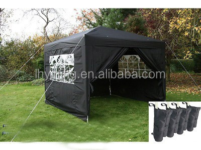 pop up gazebo with wind bar 3x3 outdoor canopy gazebo tenda gazebo