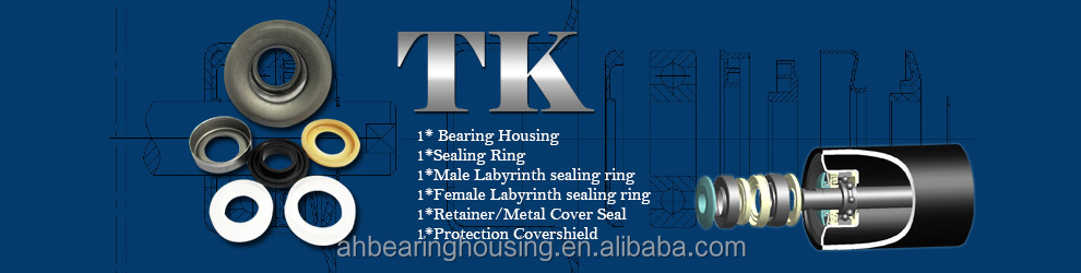 2017 TK6308-159 Conveyor Roller PIPE Bearing END CAP