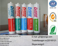 general purpose acetic silicone sealant