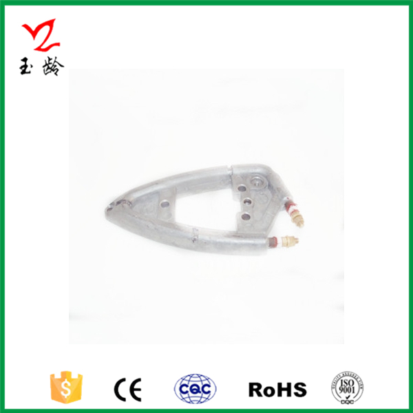 aluminium die casting heating element of electric iron