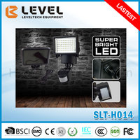 60 Pcs Supper Bright LED With PIR Motion Detection High Quality Outdoor Wall Lighting
