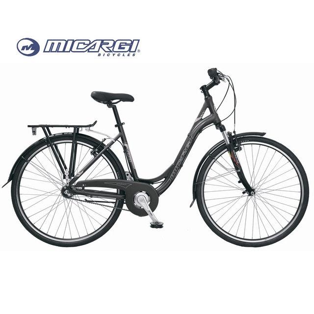 Micargi 700C Aluminum Classic Hybrid Bicycle VENUS Road trekking Bike