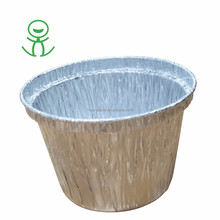 96.5% customer bought the airline disposable aluminum foil cups/baking cups