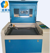 4060 Laser engraving machine with rotary attachment