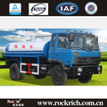 Hot sale large capacity 9000 Liters Fecal sewage suction tanker truck
