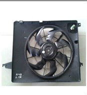 HYUNDAI IX45 RADIATOR FAN