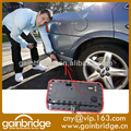 Battery powered GPS car tracker with magnet for instant fitting under car, vehicle and assets