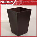 NAHAM House/Office Organizer Leather Garbage Can