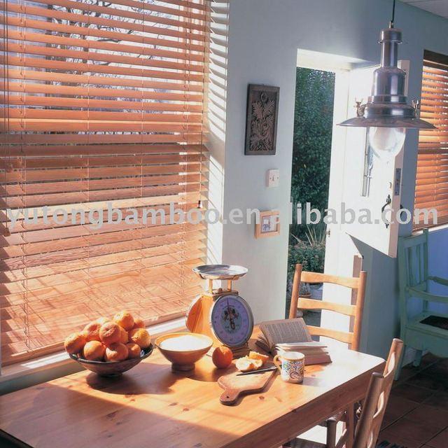 indoor horizontal venetian blinds