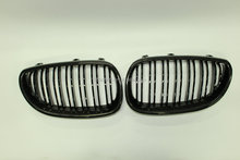 Carbon Fiber Front Grill Mesh Grille for BMW E60