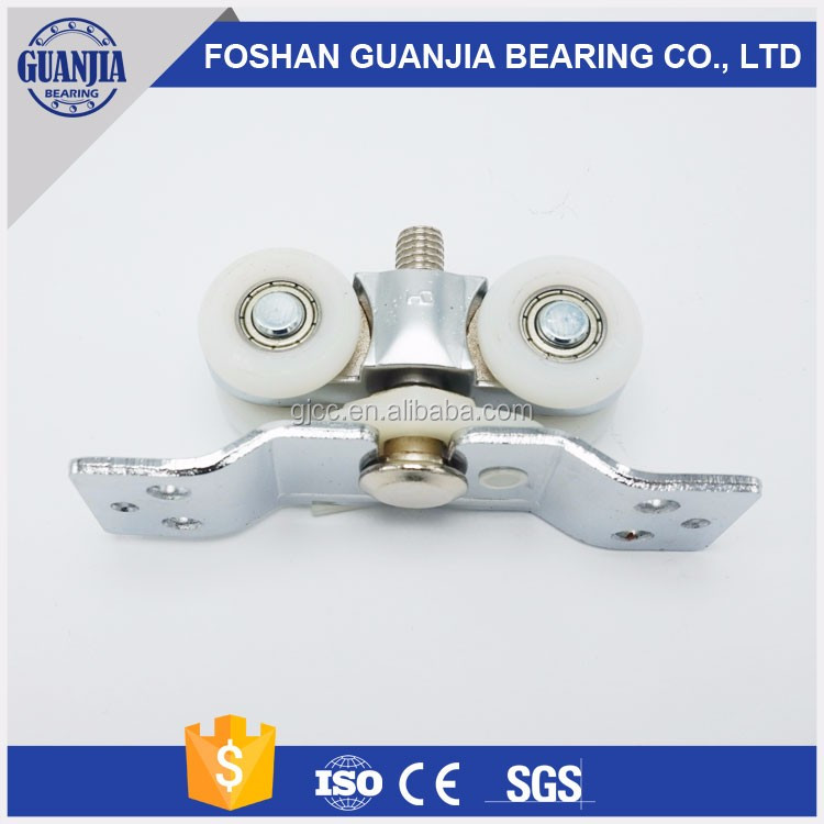 aluminium sliding door/window rollers pulley wheel
