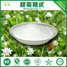 Natural stevia extracts rebaudioside A,high quality,natural sweetner