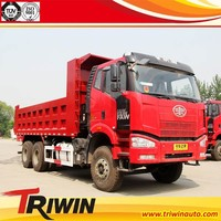 china hot sale EURO 4 cheap price 6x4 350hp dump truck curb weights 12 ton 13 ton 14 ton