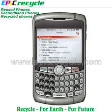 recycle feature phone, used flip mobile phone celular, old men cell phone