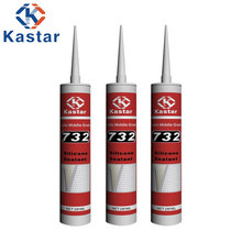Good Adhesion Acetic High Grade Silicone Sealant For Construction Sealing