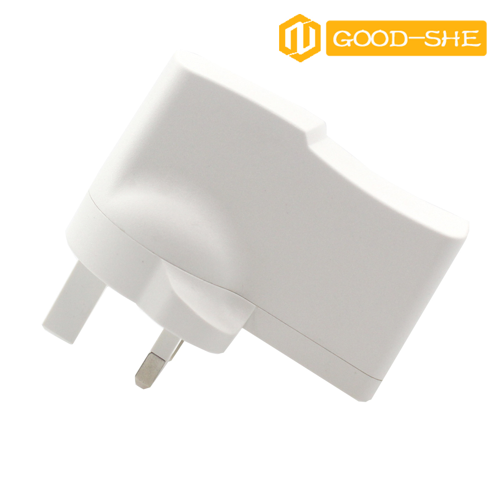 Portable Travel Multiple eu ac wall charger bulk buy from china